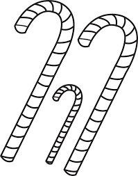 Small Picture Candy Cane Coloring Page Miakenasnet