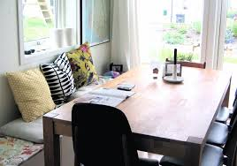 Built In Dining Table And Bench