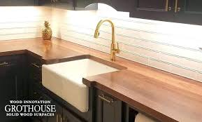 perfect wood countertops pros and cons or wooden countertops for kitchen walnut wood kitchen counter for awesome wood countertops pros and cons