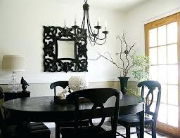 lighting over dining area best for rectangle crystal chandelier room nice black small great home improvement delectable
