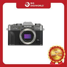 Máy ảnh Fujifilm X-T30 Body - Hàng chính hãng - Khuyến mại thẻ nhớ + túi  đeo