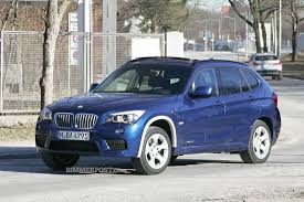 BMW Convertible full name for bmw : First Live Pics of Full X1 M-sport Package