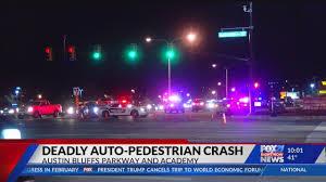 Austin Bluffs Lighting Colorado Springs Pedestrian Killed In Northeastern Colorado Springs Crash
