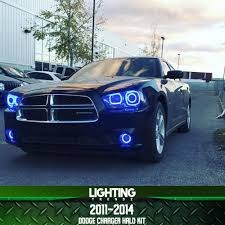 Dodge Charger Lights 2011 2014 Dodge Charger Halo Kit