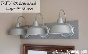 galvanized lighting. DIY Galvanized Light Fixture Tutorial On { Lilluna.com } Love This Look! Galvanized Lighting 6