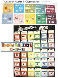 Classroom Chore Chart Preschool Classroom Job Chart Printables Www