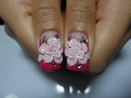 3d Nail Art Ideas — SVAPOP Wedding : 3D Nail Designs