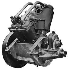 Fist two stroke engine