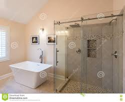 30 Master Bathrooms With FreeStanding Soaking Tubs PicturesFree Standing Tub With Shower