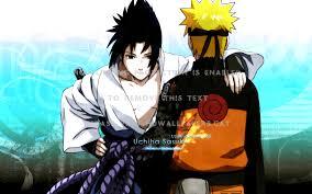 naruto y sasuke shonen ninjas anime
