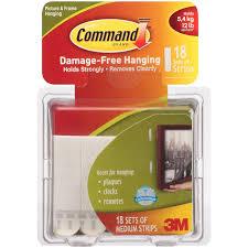 3m velcro strips. Modren Velcro Command Picture Hanging Strips  Medium 18ct Hardware  Amazoncom In 3m Velcro A