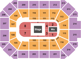 Allstate Arena Rosemont Il Seating Chart 3 Tickets Ozuna 10 5 18 Allstate Arena Rosemont Il