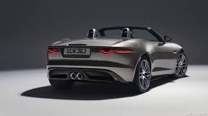 2018 jaguar f type r. interesting type 2018 jaguar ftype r dynamic convertible  rear wallpaper in jaguar f type r