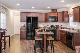 Kitchen For New Homes Modular Homes Kitchens Franklin Homes
