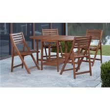 cosco outdoor dining 5 piece set