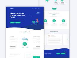 One Product Website Design My Landing Page Design Process Prototypr