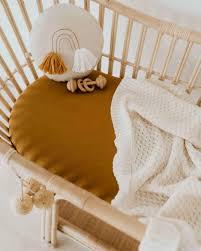 bronze bassinet sheet change pad