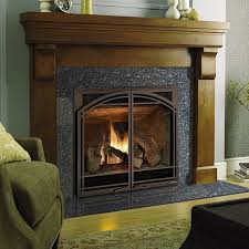 modest design heat and glo fireplace insert 6000cl