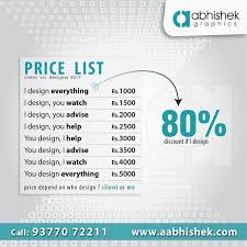 How Much Does A Logo Design Cost In India How To Charge For Your Graphicdesign Work Get What You