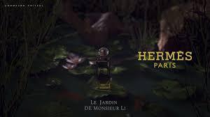Le Jardin de Monsieur Li by Hermès, Udomkarn Chitkul - ArtStation