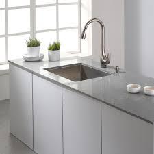 Kitchen Sink Kraus 23 X 18 Undermount Kitchen Sink Reviews Wayfair