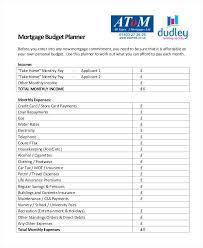 Personal Household Budget Budget Planner Template Free Household Budget Planner Template