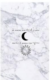 Não Importa O Quão Escuro Ele Fica O Sol Vai Subir De Novo Bringt