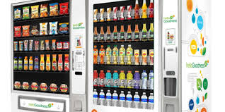 Hello Goodness Vending Machine Interesting Hello Goodness Vending Machines Offer BetterforYou Options