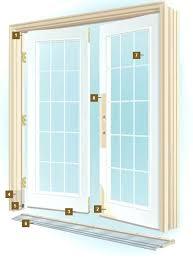 hinged patio door with screen. Hinged Patio Doors French With Screens . Door Screen