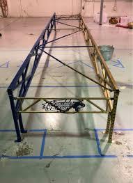Aisc Steel Bridge Competition 2019 Tcnj