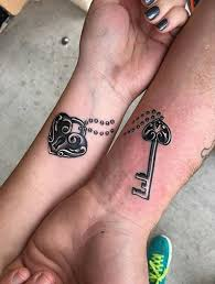 81 Cute Couple Tattoos That Will Warm Your Heart Tetování Srdce