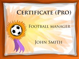 How To Become A Pro Football Soccer Manager 9 Steps