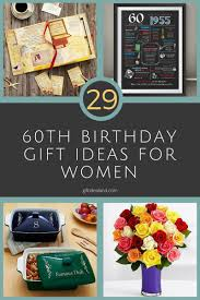 29 great 60th birthday gifts for her 60th birthday gift ideas for women