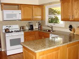 Marvelous Kitchen Painting Ideas Brown Paint Colors Trends The Pictures  White Cabinets With Granite Countertops Light