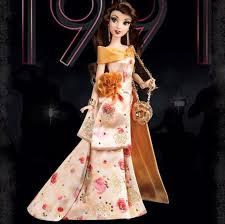 Disney Princess Designer Dolls 2018 Belle Designer Doll 2018 Disney Princess Dolls Disney