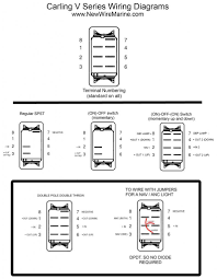 5 pin rocker switch wiring diagram golkit com How To Wire Fog Lights To A Toggle Switch 12 volt rocker switch wiring diagram wiring diagram wire fog lights with toggle switch