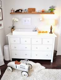 Topper Diy Baby Nursery Changing Tables Incredible Ideas Storage Wooden  Component White Color Area Rugs