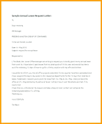 Email Vacation Request Sample Vacation Request Resume Ideas Vacation