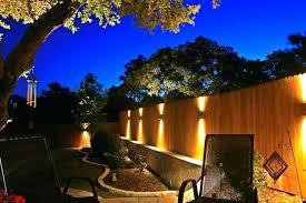 backyard fence lighting terrific outdoor lights for fence outdoor fence lighting stylish outdoor fence lighting canada