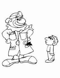 Immagini Clown Da Colorare Un Disegno Da Colorare Per I Bambini Che