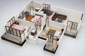 small 3 bedroom house plan novocom top