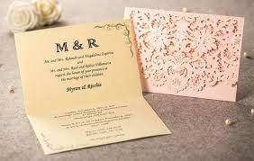 Wedding Card Template Amazing Wedding Cards Samples Jessicajconsulting