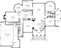 how to read house plan measurements inspirational endearing residential floor plan design 14 your own house