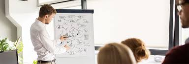 Using Visual Aids During A Presentation Or Training Session