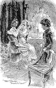 the journey to manhood over the course of great expectations pip  english miss havisham pip and estella in art from the imperial edition