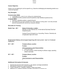 Resume Templates Internship Tomyumtumweb Com