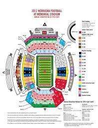 Football Stadium Nebraska Football Stadium Seating