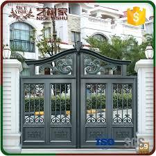 front door gate. Iron Gate For Front Door Grand Luxurious Home . C