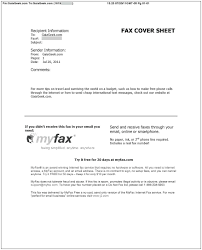 Cover Page Resume template Fax Cover Page Template Sheet Letter Resume Sample 83