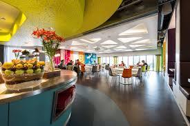 google office switzerland. Dock Food,Dock Food / Restaurant Leisure Architecture - Technology Design Camenzind Evolution Google Office Switzerland Z